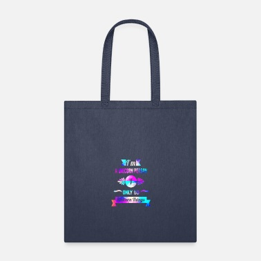 Stardust I'm A Unicorn Person - Tote Bag