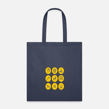 Vector Christmas vector - Tote Bag