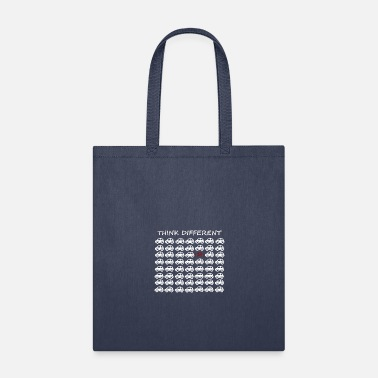 Think Different think different - Tote Bag