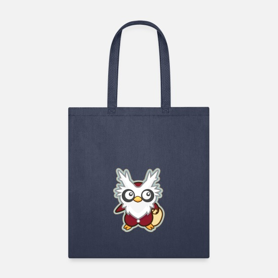 Movie Bags & backpacks - tick tock tick tock - Tote Bag navy