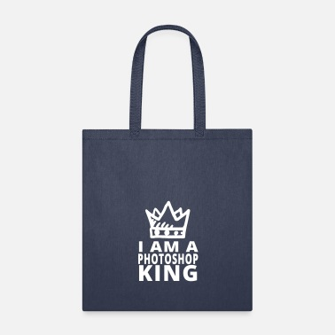 Photoshop Photoshop King - Tote Bag