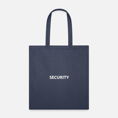 Security SECURITY - Tote Bag
