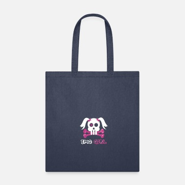 Emo Emo Girl - Tote Bag