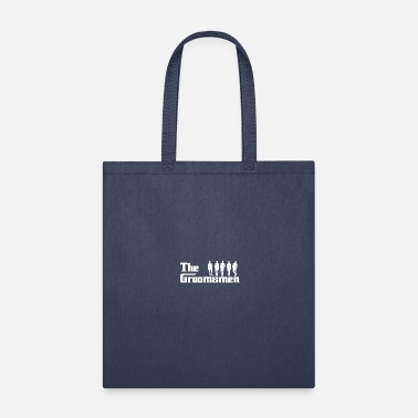 Wedding Party The Groomsmen - Wedding Party - Tote Bag