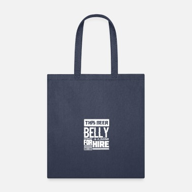 Beer Belly Beer Belly - Tote Bag