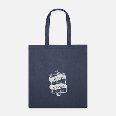 Read TO READ OR NOT TO READ - Tote Bag