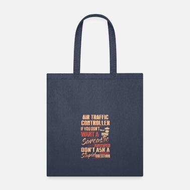 Traffic Air Traffic Controller Shirt - Tote Bag
