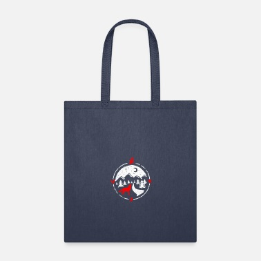 North Sea Call Of The North - Tote Bag