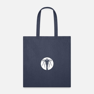Slender Man Slender man Slenderman Myth Legend Urban Something - Tote Bag