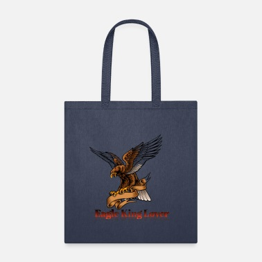 Photo Eagle King Lover - Tote Bag