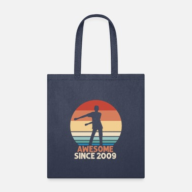 2009 Floss Dance 10th like a boss 10 year gift - Tote Bag