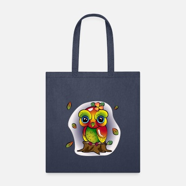 Dreamy Dreamy Owl - Tote Bag