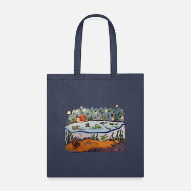 Pond Pond - Tote Bag