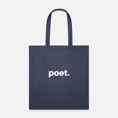 Poet Poet Accessories - Tote Bag