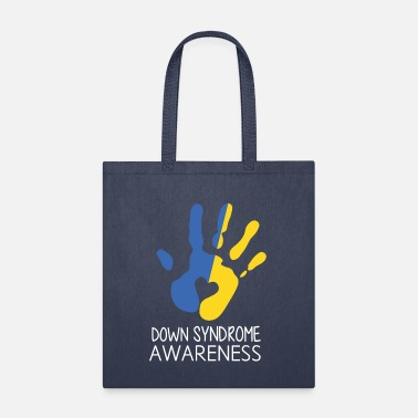 Down Down syndrome Awareness - Tote Bag