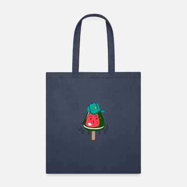 Watterlemon feel so hot - Tote Bag