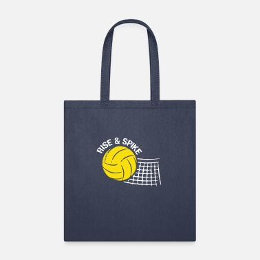 Rise & Spike - Tote Bag
