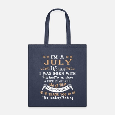 July Woman - Tote Bag