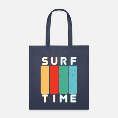 San Diego Surf Time - Tote Bag