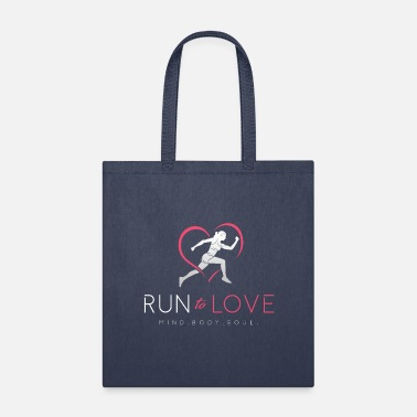 Gear Run to Love - Tote Bag