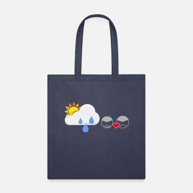 Sunlight Sunlight after the rain - Tote Bag