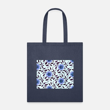 Design Chinese Flower Design Floral Pattern Flowers - Tote Bag