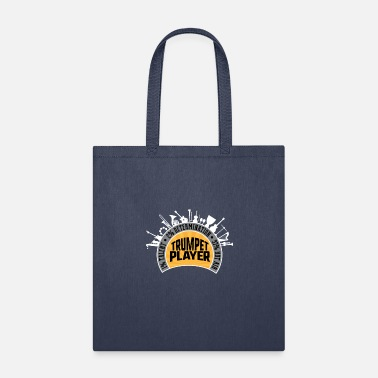 Trumpet Player 1% Talent 2% Determination 97% Hot - Tote Bag