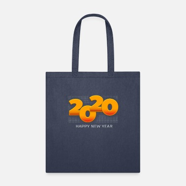 Eve Happy New Year 2020 Welcoming New Years Eve - Tote Bag