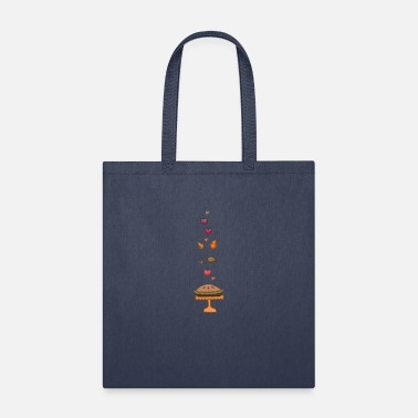 Fall Thanksgiving Pie - Tote Bag