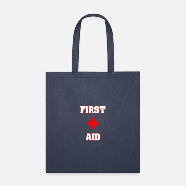 First Aid First Aid - Tote Bag