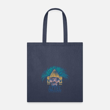 Aztec Warriors Aztec Warriors Skull - Tote Bag