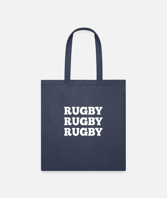 Stadium Bags & Backpacks - Rugby Rugby Rugby Shirt - Tote Bag navy