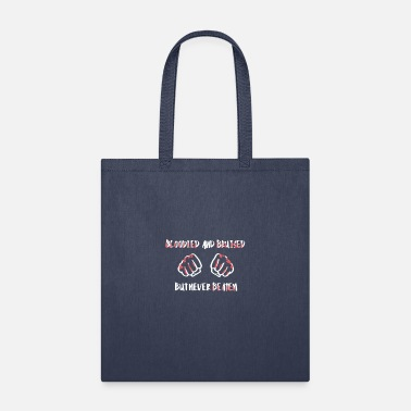 Bloody Bloodied - Tote Bag