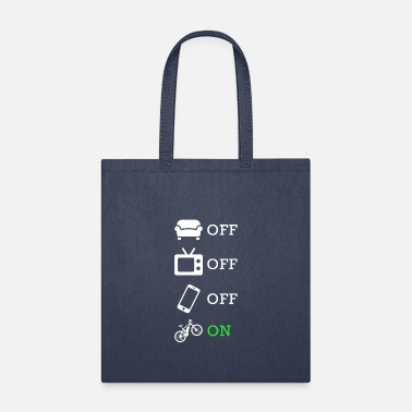 Off Off Off Off On - Tote Bag