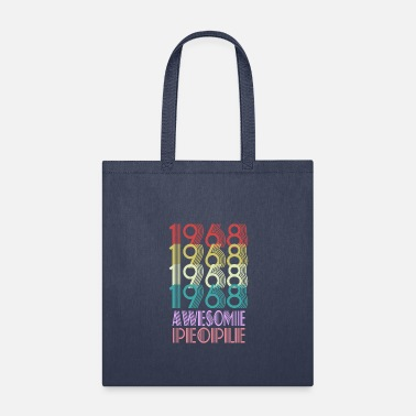 1968 Awesome People - Tote Bag
