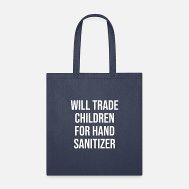 Trade WILL TRADE - Tote Bag