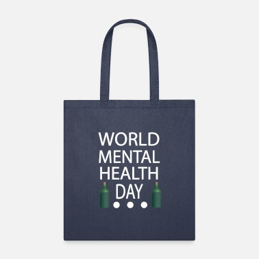 mental health day tee - Tote Bag