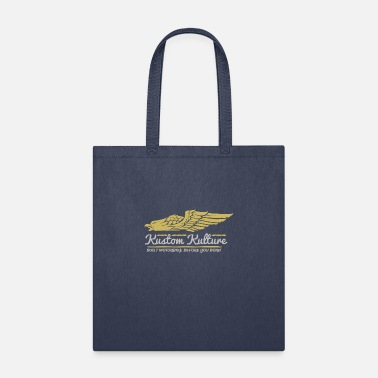 Rockabilly Kustom Kulture Eagle - Tote Bag