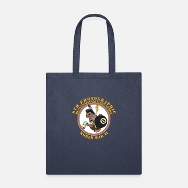 AAC 8th Photographic Reconnaissance Squadron WWII - Tote Bag
