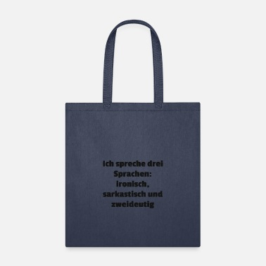 Language languages - Tote Bag