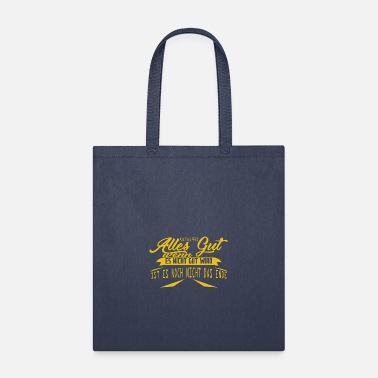 German People German Word German design - Tote Bag