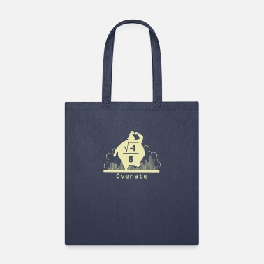 Over Overate - Tote Bag