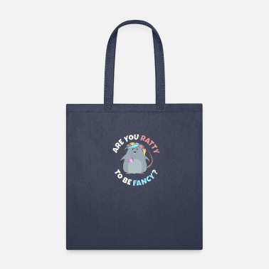 Culture Are You Ratty To Be Fancy - Tote Bag