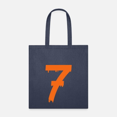 7 lucky number seven - Tote Bag