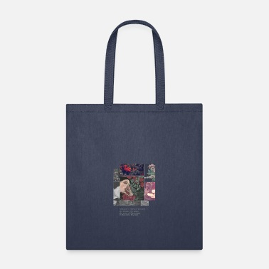 Aesthetic Blossoming Eve - Tote Bag