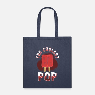 T-shirts The Coolest Pop - Tote Bag