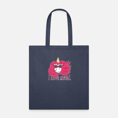 I Love Metal - Tote Bag