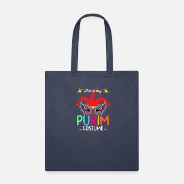 Cookie This Is My Purim Costume Happy Purim Holiday - Tote Bag
