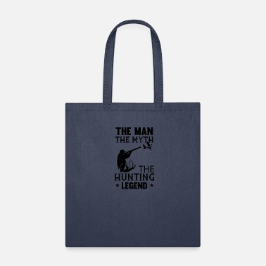 Elk A man a legend - Tote Bag