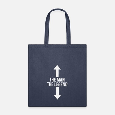Man THE MAN - Tote Bag